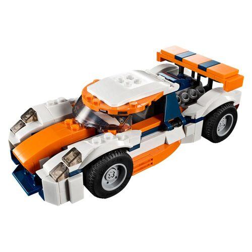 Lego Rennwagen