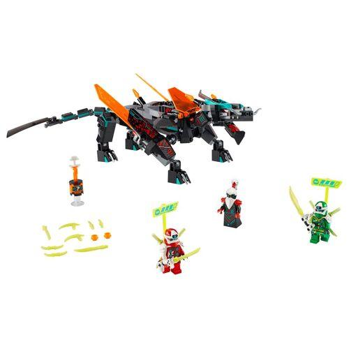 Lego Schwarzer Tempeldrache