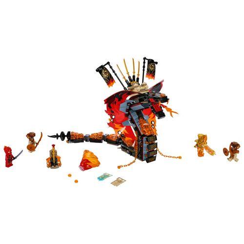 Lego Feuerschlange