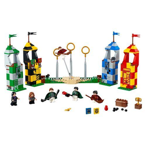 Lego Quidditch™ Turnier