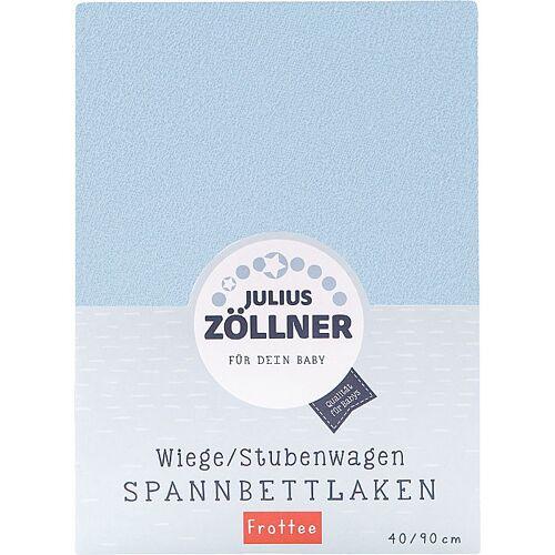 Julius Zöllner Zöllner Frottee-Stretch Baby-Spannbettlaken