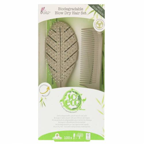 So Eco Set Biologisch abbaubare Blow Dry Hair Set