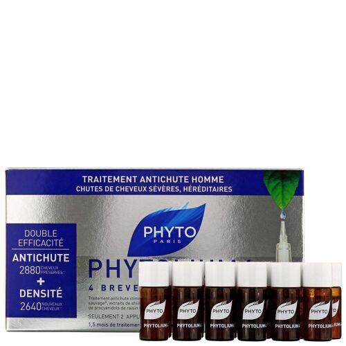 PHYTO PHYTOLIUM Phytolium 4: Dünne Haarkur für Männer 12 Anwendungen