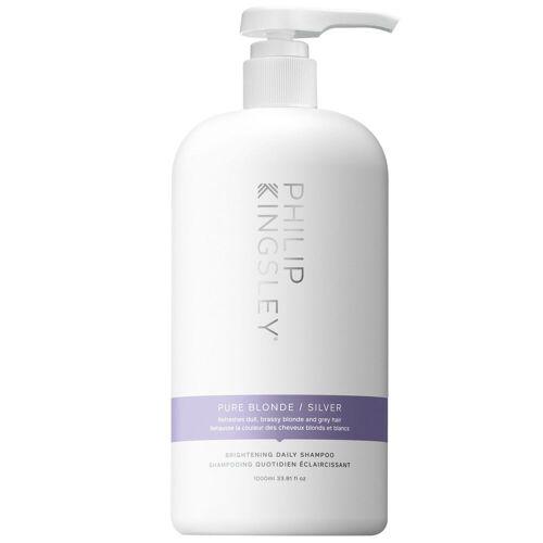 Philip Kingsley Shampoo Pure Blonde / Silber Aufhellung Täglich Shampoo 1000ml