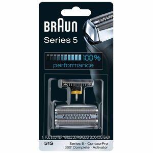 Braun Replacement Heads Serie 5 51S Folie & Cutter