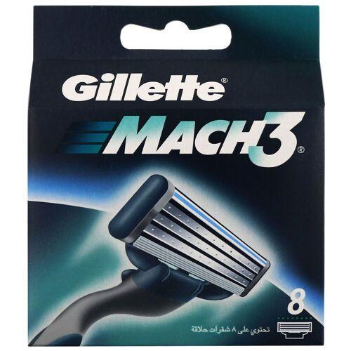 Gillette Gillette M3 Gillette Mach 3 Klingen (Packung mit 8)