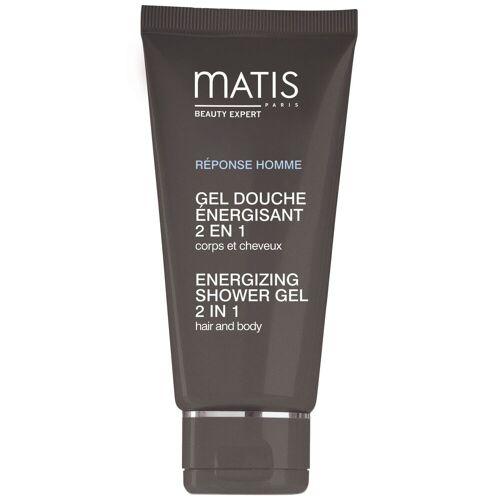 Matis Paris Reponse Homme Anregende Dusche Gel 2-in-1 200 ml
