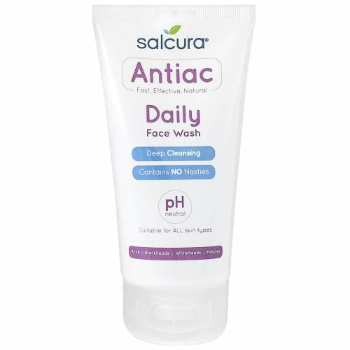 Salcura Antiac Tägliche Gesichtsreinigung 150 ml