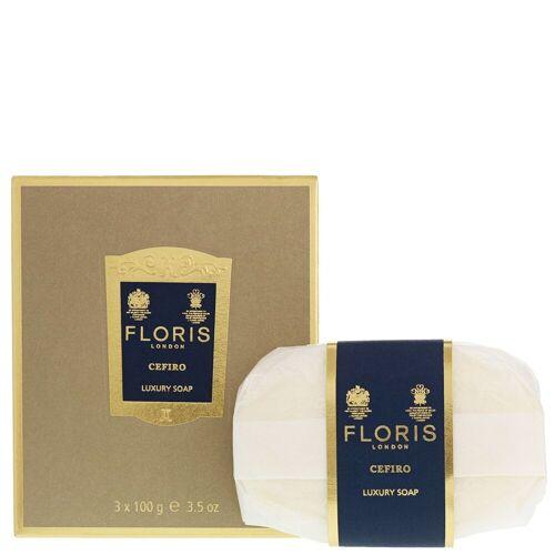 Floris Cefiro Luxus Seife 3 x 100g