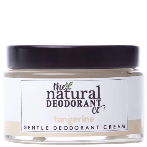 The Natural Deodorant Co. Gentle Deodorant Cream Mandarine 55ml