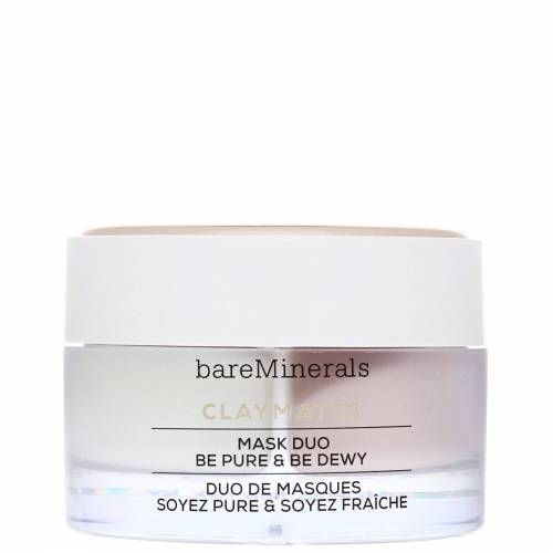 bareMinerals Masks ClayMates Maske Duo Be Pure & Be Dewy 58g