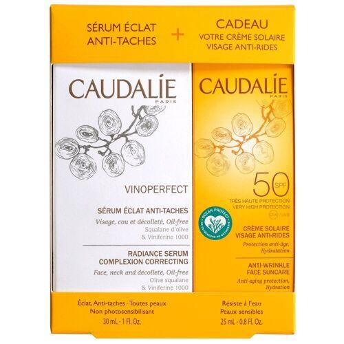Caudalie Serums Vinoperfect Serum und Suncare SPF50 Duo