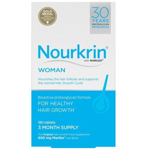 Nourkrin Woman Für Haarwachstumstabletten x 180