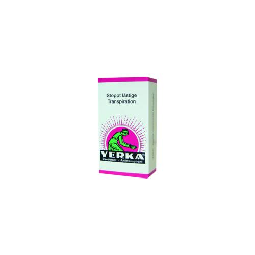 YERKA Kosmetik GmbH YERKA Deodorant Antitranspirant 50 ml