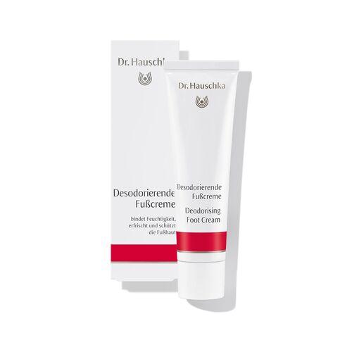 WALA Heilmittel GmbH Dr. Hauschka Kosmetik DR.HAUSCHKA desodorierende Fußcreme 30 ml