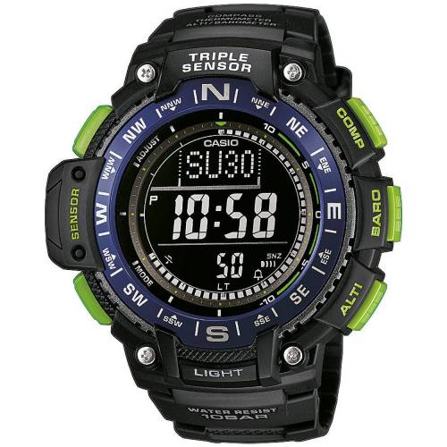 Digitaluhr SGW-1000-2BER