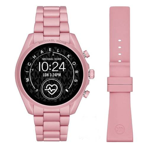 Michael Kors Access Smartwatch Damen-Smartwatch Rund Akku