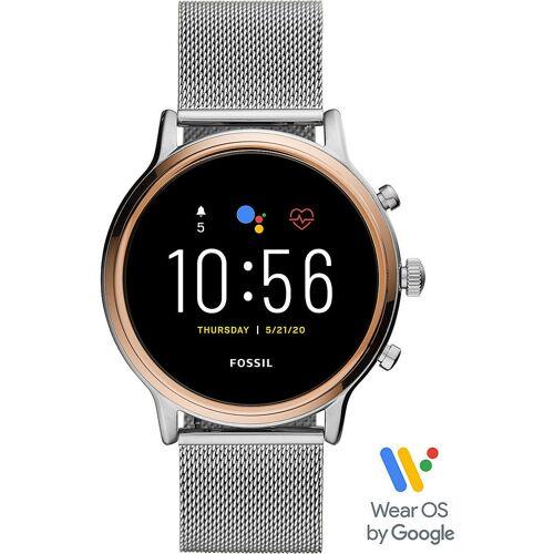 Fossil Smartwatches Damen-Uhren Akku