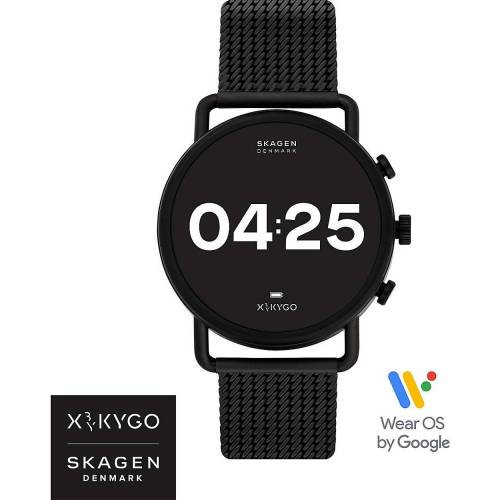 Skagen Connected Herren-Smartwatch Akku