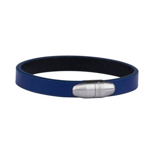 Police Armband aus Leder