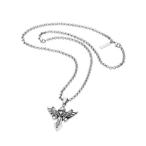 Police Halskette Viking aus Edelstahl