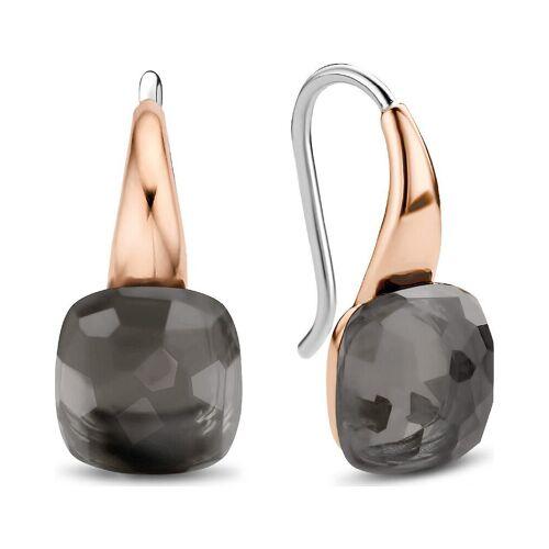 Ti Sento Damen-Ohrhänger 925er Silber Kristall
