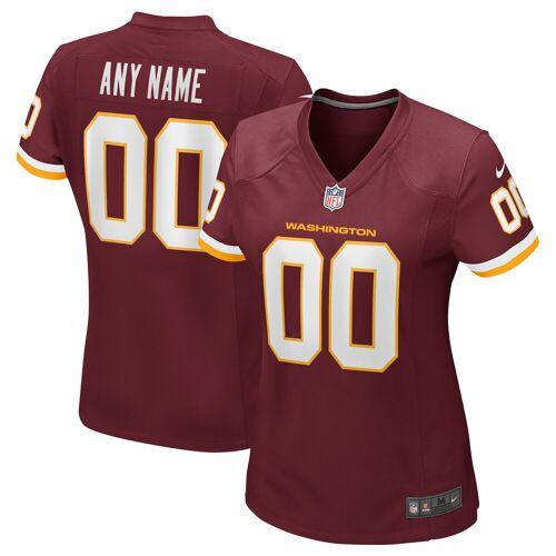 Nike Washington Redskins Heimtrikot – Custom – Damen