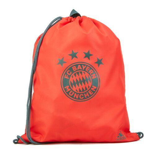 Adidas FC Bayern Turnbeutel - Rot