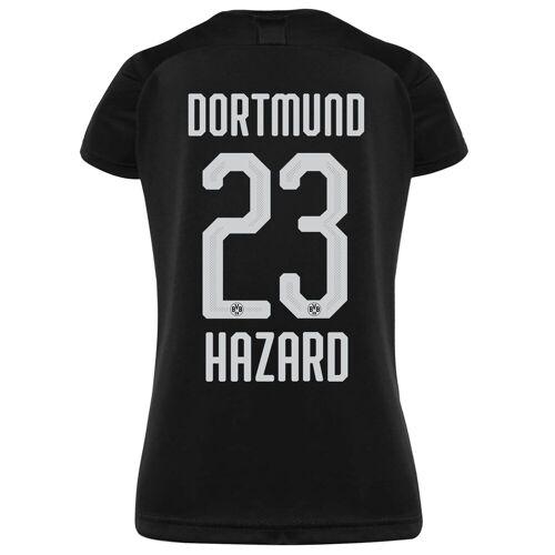 Puma BVB Auswärtstrikot 2019-20 - Damen mit Aufdruck Hazard 23