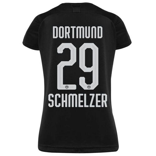 Puma BVB Auswärtstrikot 2019-20 - Damen mit Aufdruck Schmelzer 29