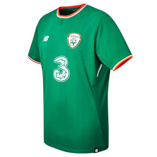 Balance Republik Irland Heimtrikot 2017-18