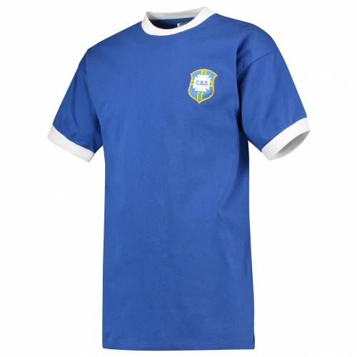 Club Branded Brazil 1970 Auswärtstrikot