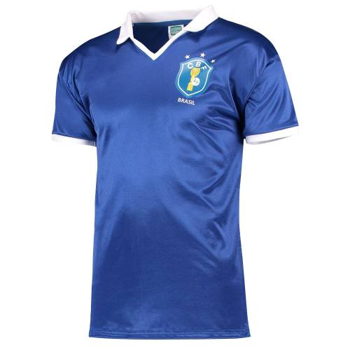 Club Branded Brazil 1986 Auswärtstrikot