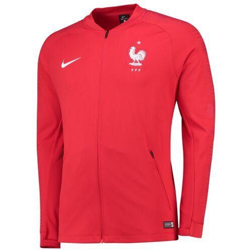Nike Frankreich Vereinsjacke - Rot