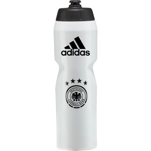 Adidas DFB Wasserflasche - Weiß
