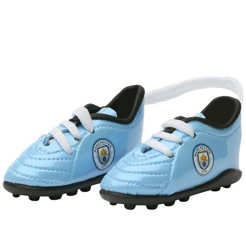 Club Branded Manchester City Stiefel Autoanhänger