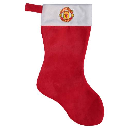 Club Branded Manchester United Weihnachtssocke