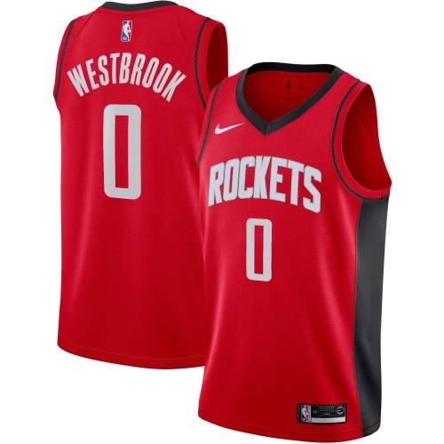 Nike Houston Rockets Nike Icon Swingman Trikot - Russell Westbrook- Herren