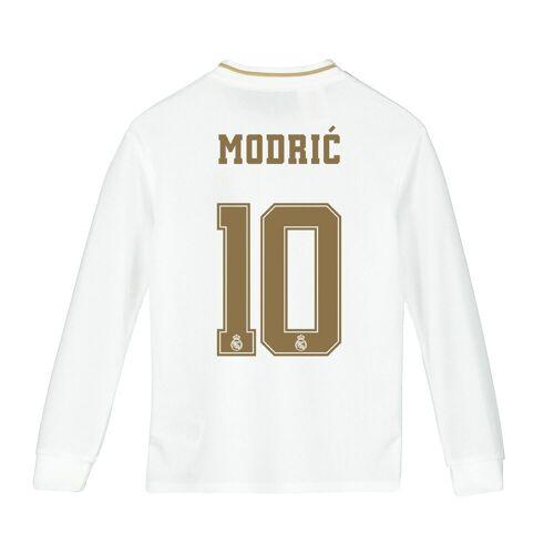 Adidas Real Madrid Adi Zero Heimtrikot 2019-20 - Langarm - Kids mit Aufdruck Modrić 10