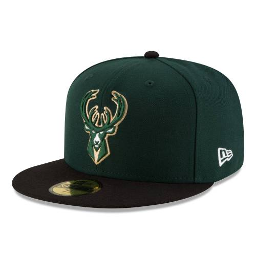 New Era Milwaukee Bucks New Era 59FIFTY Kappe