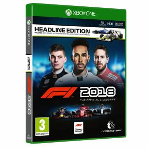 Koch Media Formula 1 2018 - Headline Edition - Xbox One