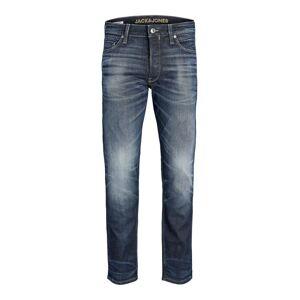 JACK & JONES Chris Halo Jj 188 Loose Fit Jeans Herren Blau