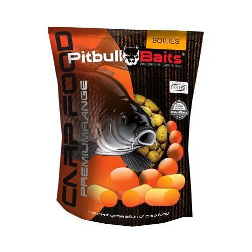 Pitbull Baits Boilie Orange 16Mm/1KG