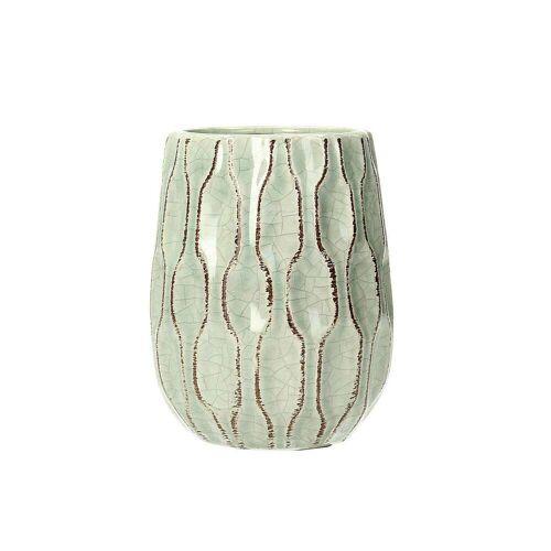 Dekoria Vase Uma Mint 13,5cm, 10 x 13,5 cm