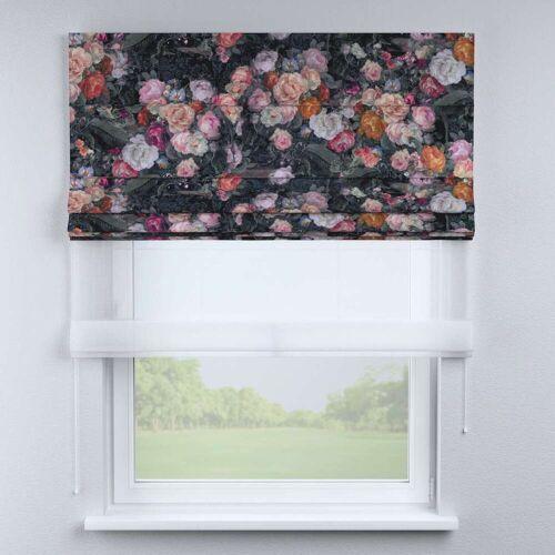 Dekoria Raffrollo Duo, bunt, 130 × 170 cm, Gardenia (161-02)