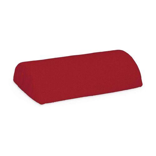 Dekoria Beddinge Bezug für die halbe Nackenrolle, rot, halbe Nackenrolle Beddinge, Etna (705-60)