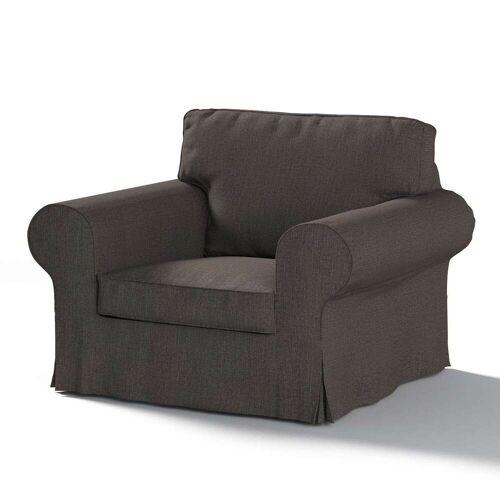 Dekoria Ektorp Sesselbezug, braun, Sesselhusse für Ektorp Sessel, Etna (702-36)