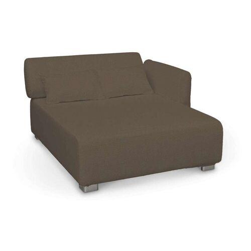 Dekoria Mysinge Sesselbezug, braun, Bezug für Sessel Mysinge, Etna (705-08)