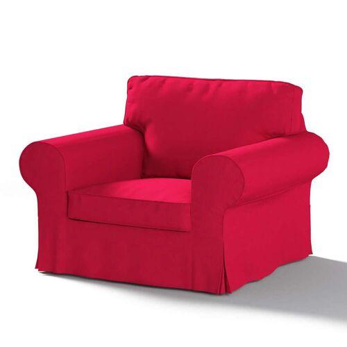 Dekoria Ektorp Sesselbezug, rot, Sesselhusse für Ektorp Sessel, Etna (705-60)