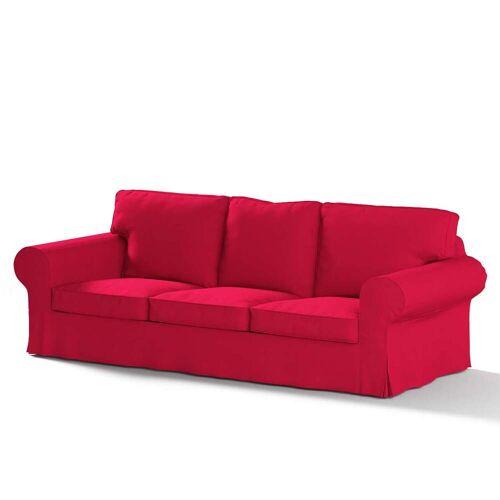 Dekoria Ektorp 3-Sitzer Schlafsofabezug, ALTES Modell, rot, Sofahusse Ektorp 3-Sitzer Schlafsofa, Etna (705-60)